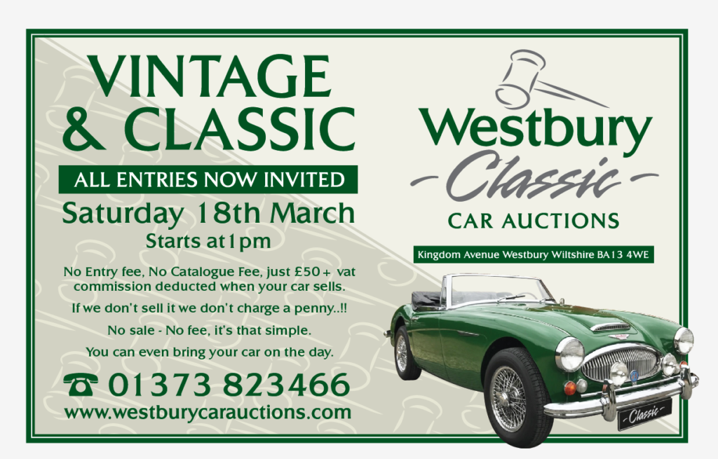 Vintage Classic Car Auction