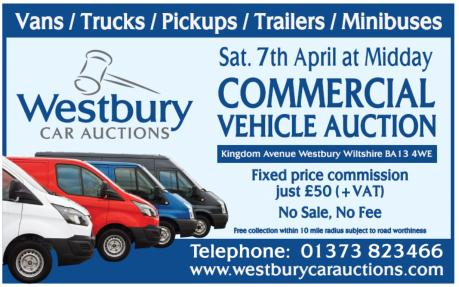 Commercial Vehicle Auction